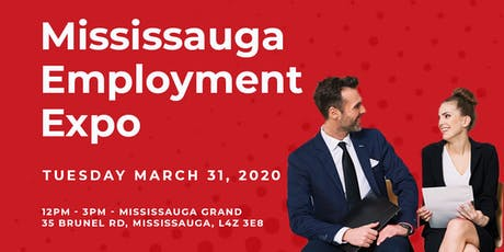 Job Fair | Mississauga Employment Expo tickets