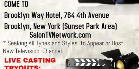 Salon TV Casting Tryouts from HaiRadio tickets