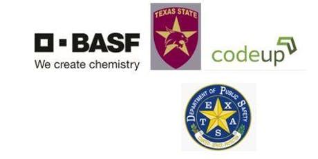 BASF, Texas State ROTC, CODEUP, TDPS tickets