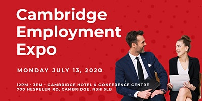Job Fair | Cambridge Employment Expo