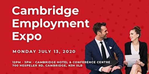 Job Fair | Cambridge Employment Expo