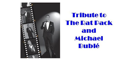 Flower Festival Concert - Andy Wilsher Sings Rat Pack & Michael Buble