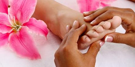 Healthy Souls Therapy Basic Foot Reflexology Course - Sept. 9, 2019 tickets