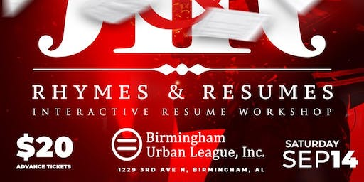 Rhymes & Resumes Interactive Workshop