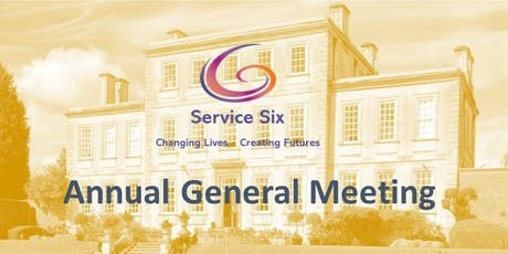 Service Six' Annual General Meeting tickets