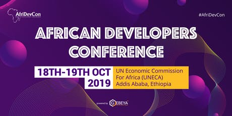 African Developers Conference #AfriDevCon tickets