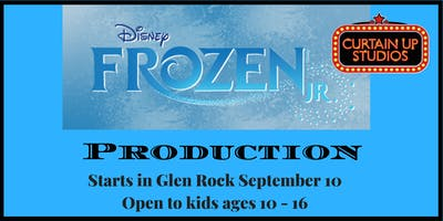 Frozen Jr Production