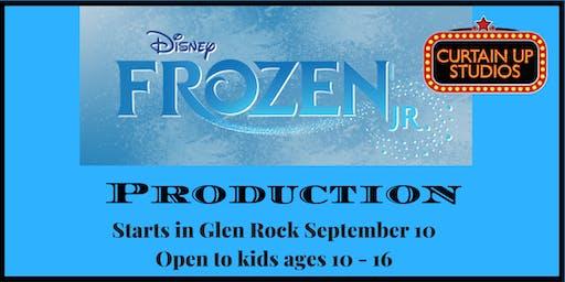Frozen Jr Production