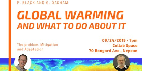 Global Warming and what to do about it tickets