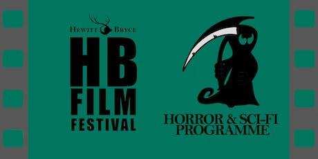 HB Film Festival: Horror/Sci-Fi Programme tickets