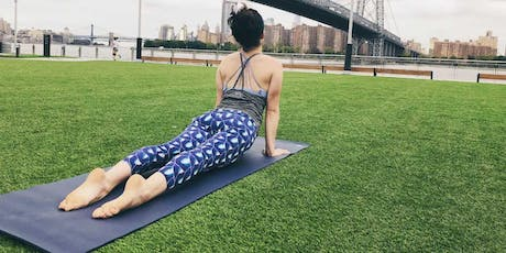 Sunday Morning Yoga with Victoria Tuck tickets