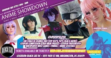 Anime Showdown (Otakon AfterParty)