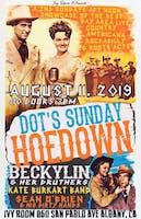 Dot's Sunday Hoedown