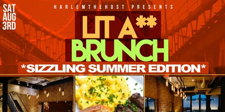 LIT A** Brunch tickets