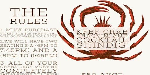 KFBF Crab Crackin and Cocktail Shindig