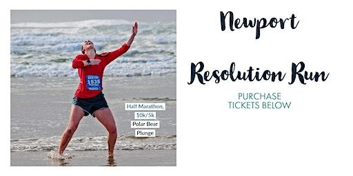 Newport Resolution Run & Polar Bear Plunge