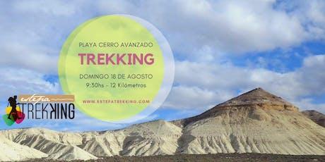 """TREKKING CERRO AVANZADO 12K """"ESTEPA TREKKING"""" entradas"""