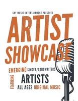 Sky Music Entertainment Presents Artist Showcase