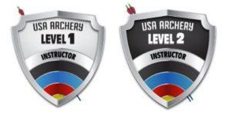 USA Archery Level 1 & Level 2 Instructor Courses tickets