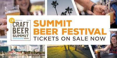 Summit Beer Festival,Long Beach- September 14, 2019
