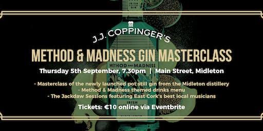 Method & Madness Gin Masterclass