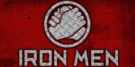 Iron Men: A Better You tickets