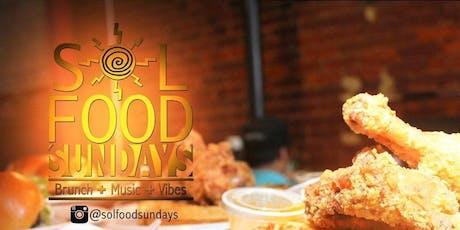 SŌL Food Sunday - Brunch   Music   Vibes  tickets
