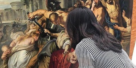 "AGO talks: Corrinne Chong on ""Early Rubens"" tickets"