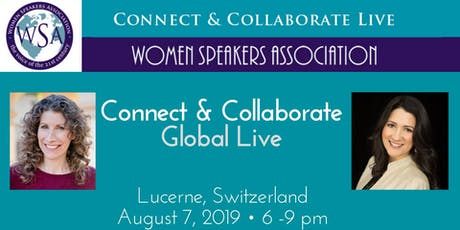 Connect & Collaborate - Lucerne Switzerland Tickets