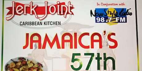 Jamaica 57th  Independence Celebration tickets