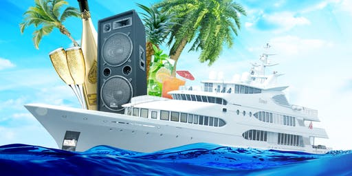Pier Pressure III : White Party Cruise