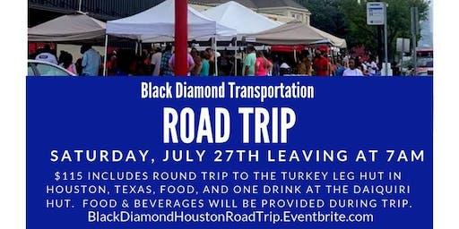 Black Diamond Transportation Houston Road Trip