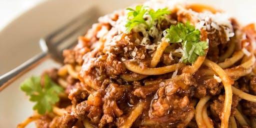 Lucy's Spaghetti, Trivia And Wine Night