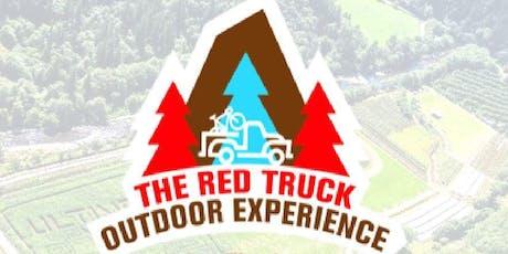 Red Truck Outdoor Experience @The Hydrangea Ranch, Tillamook tickets