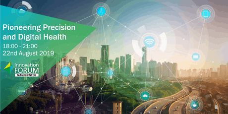 Pioneering Precision and Digital Health Conference tickets
