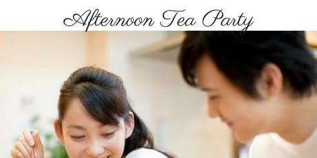 3 AUG: RELAX – AFTERNOON TEA PARTY [下午茶派对] tickets