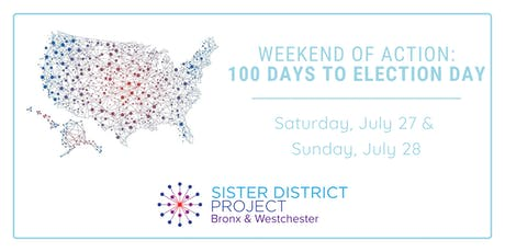 Weekend of Action: Phonebank for Wendy Gooditis (White Plains) tickets