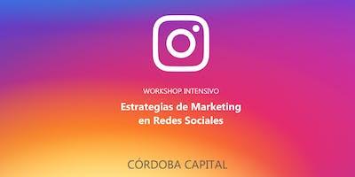 Estrategias de Marketing en Redes Sociales #Córdoba