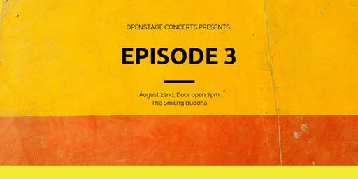 Open Stage Episode 3: Live Music Showcase
