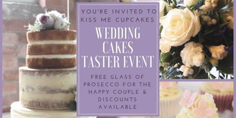 Wedding Cake Taster & Consultation tickets