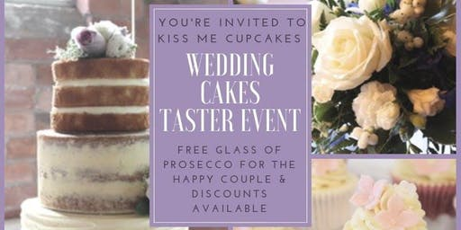 Wedding Cake Taster & Consultation