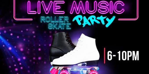 Live Music Skate Party