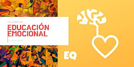 Taller de Educación Emocional en Centros EQ entradas
