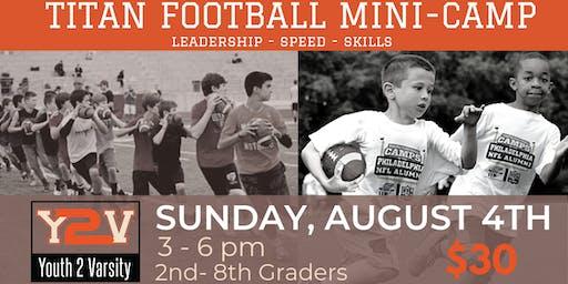 Football Mini-Camp & Combine