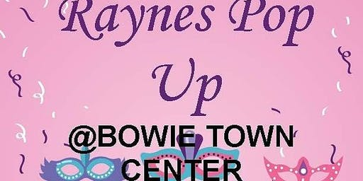 Raynes Pop Up Grand Opening