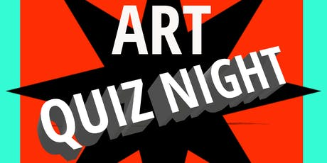 Art Quiz Night tickets