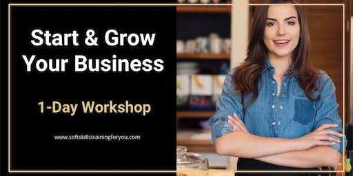 Start and Grow Your Business for the 21st Century 1-Day Workshop JAMAICA