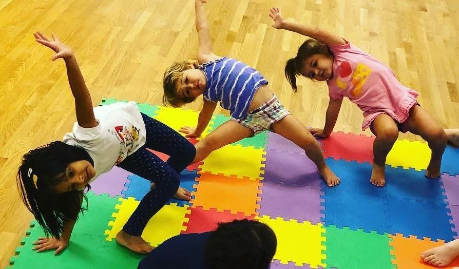 Creative Movement for Families