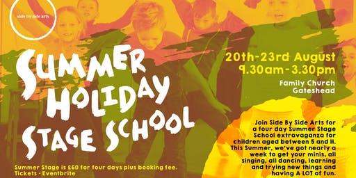 Summer stage school