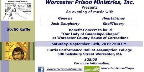 Worcester Prison Ministries - Evening of Music tickets